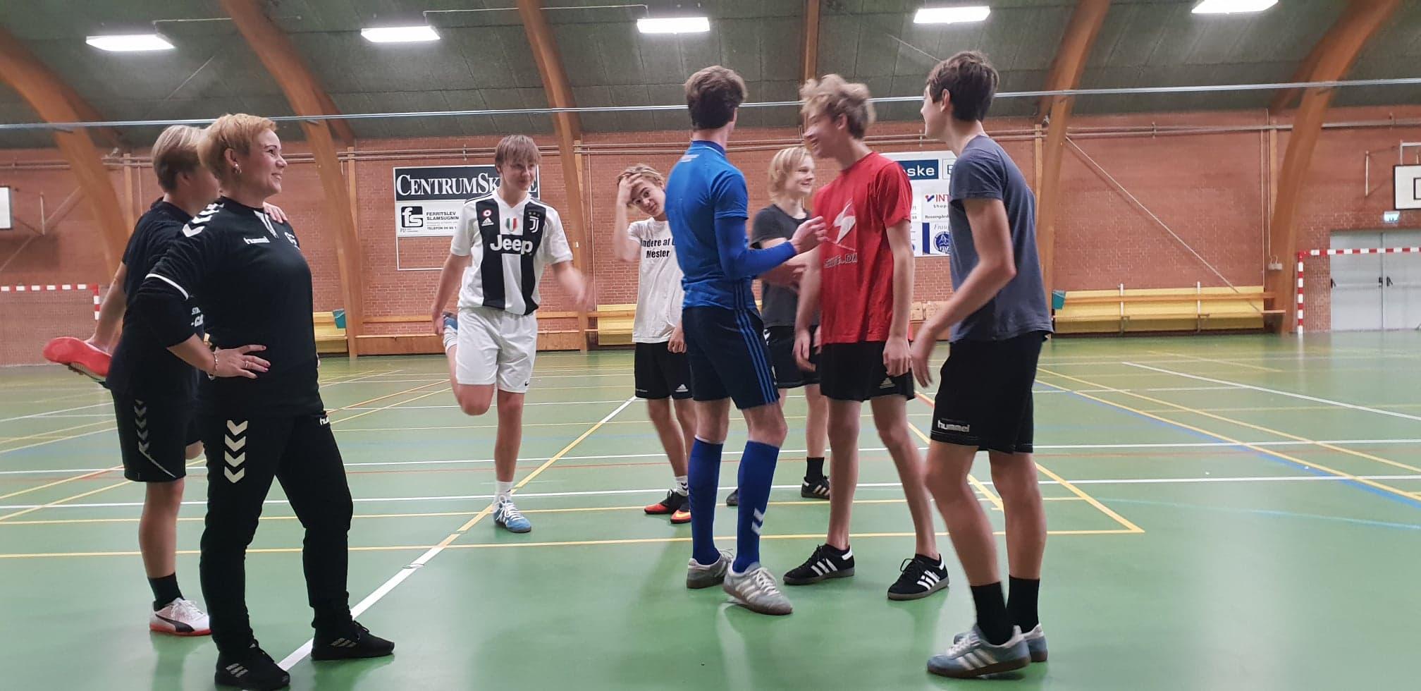 Fodboldglæden er tilbage i Fraugde