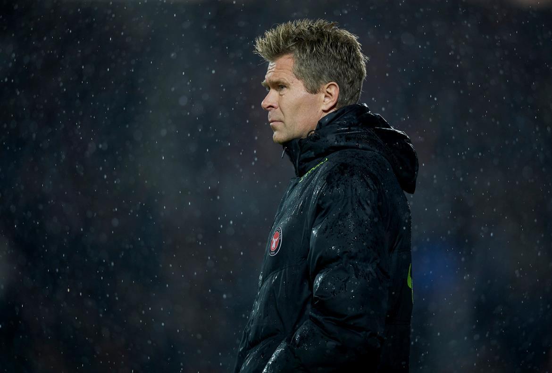 Cheftræner Kenneth Andersen FC Midtjylland