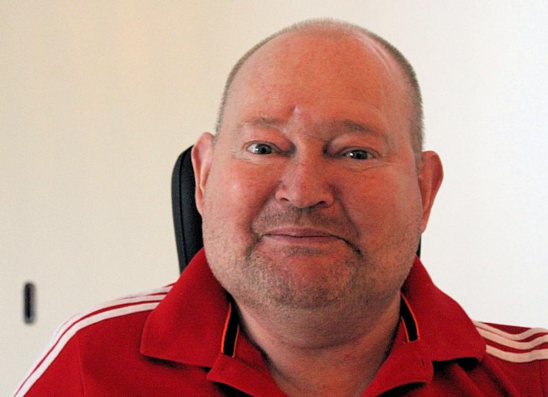 Fodbolddommer Peter Mikkelsen (1. maj 1960 - 30. januar 2019)
