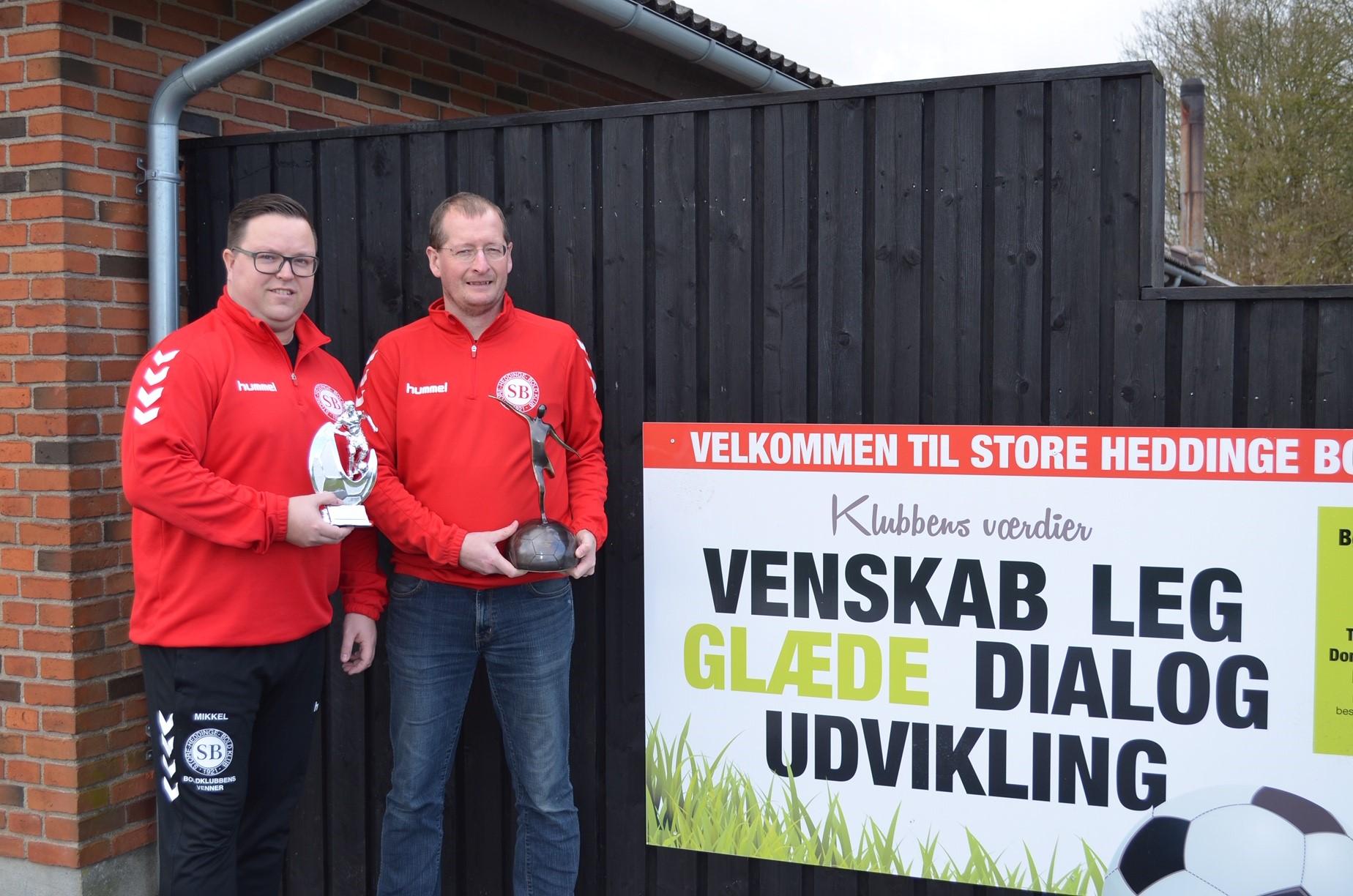 Årets klub sætter nye mål