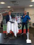 Åge Hareide Årets Træner 2018 og Jørgen Hansen, DTU