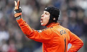 Den tjekkiske målmand, Petr Cech